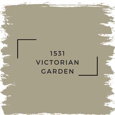 Benjamin Moore 1531 Victorian Garden