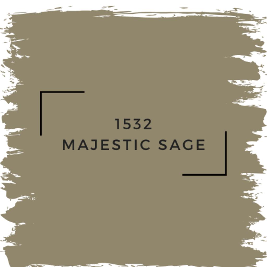 Benjamin Moore 1532 Majestic Sage