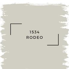 Benjamin Moore 1534 Rodeo