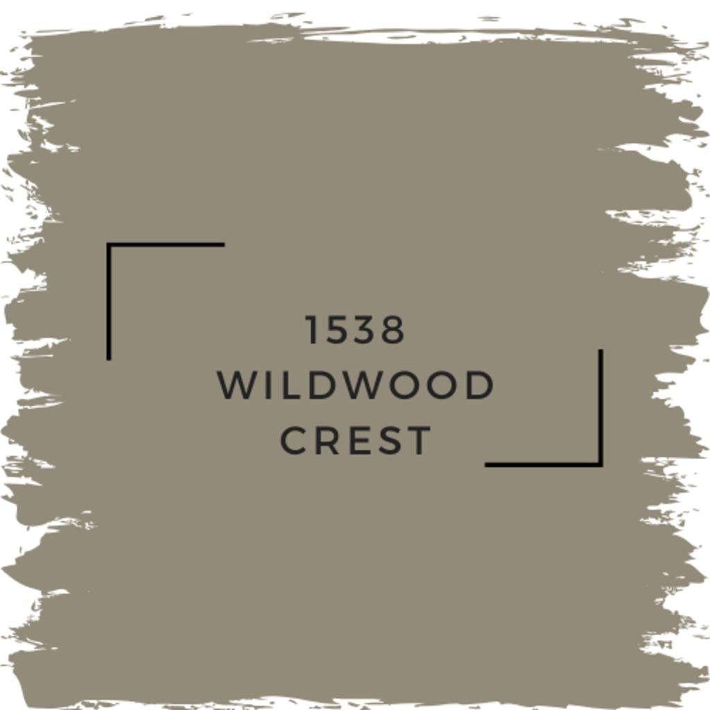 Benjamin Moore 1538 Wildwood Crest