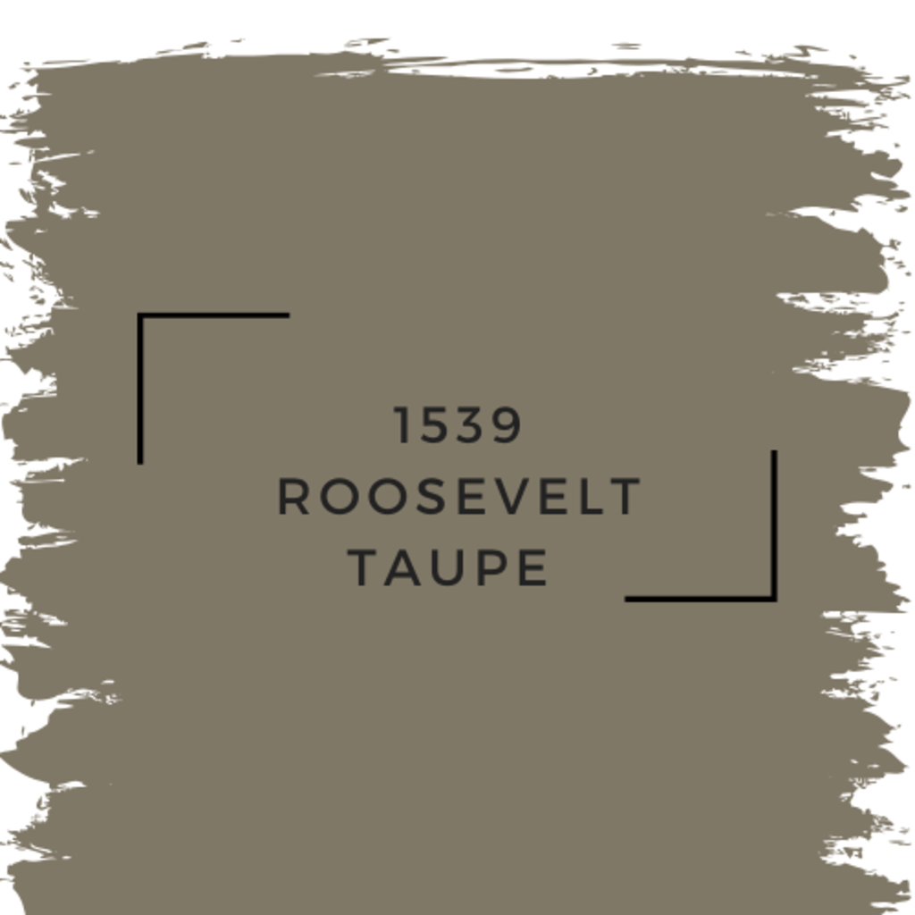Benjamin Moore 1539 Roosevelt Taupe