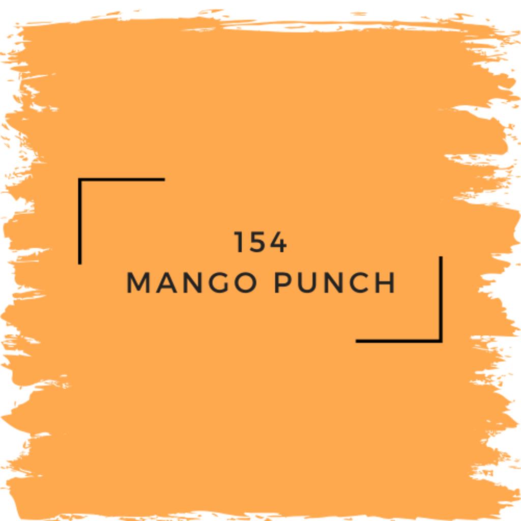 Benjamin Moore 154 Mango Punch