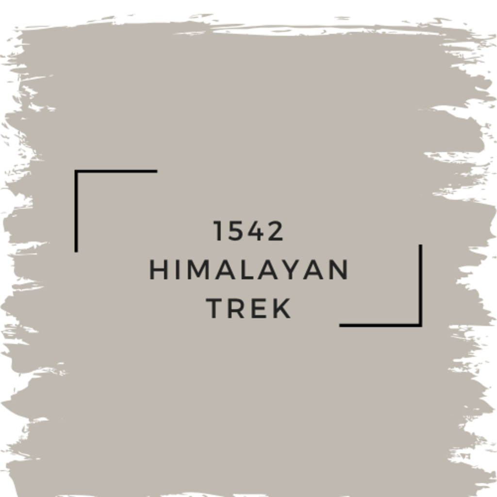 Benjamin Moore 1542 Himalayan Trek