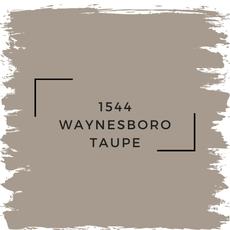 Benjamin Moore 1544 Waynesboro Taupe
