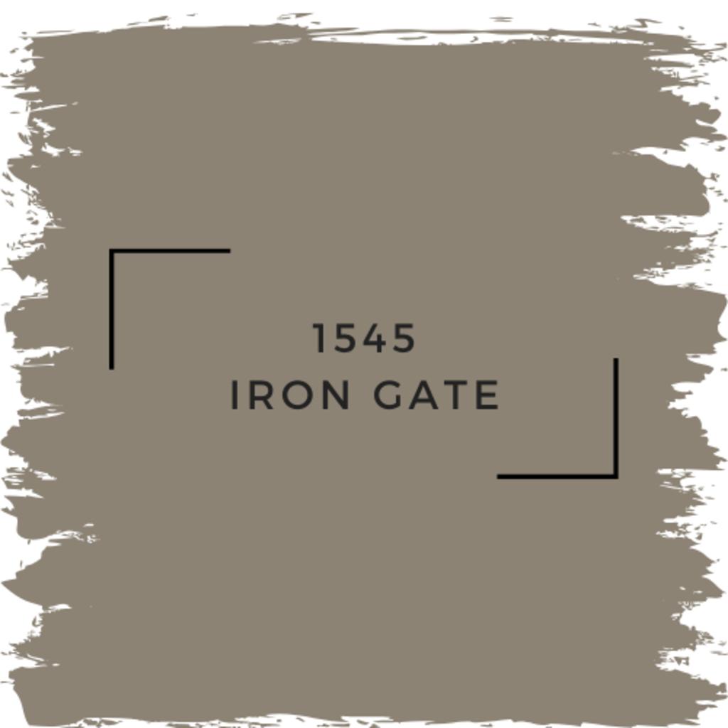 Benjamin Moore 1545 Iron Gate
