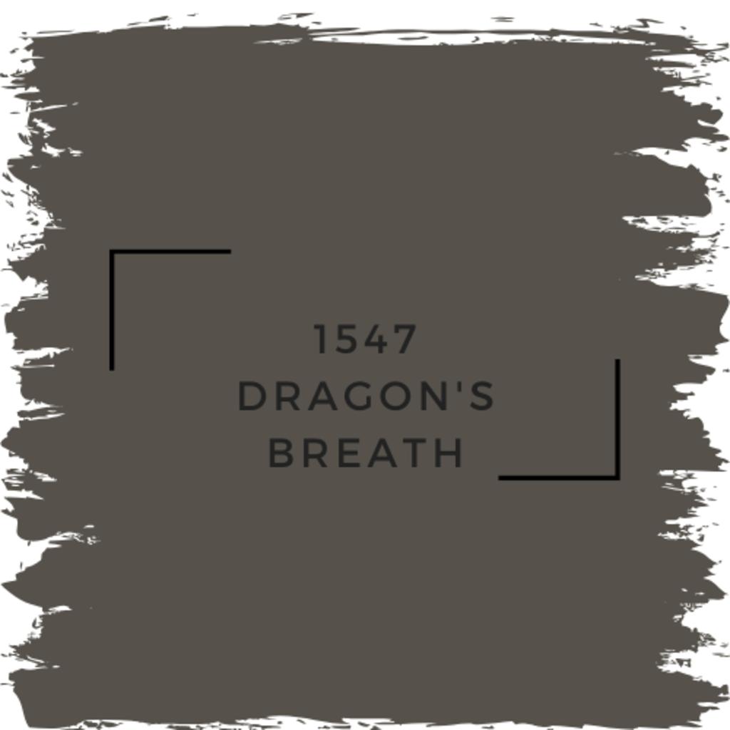 Benjamin Moore 1547 Dragon's Breath