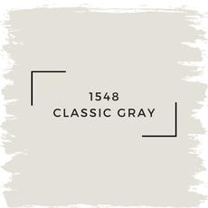 Benjamin Moore 1548 Classic Gray