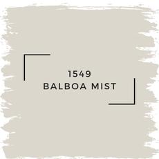 Benjamin Moore 1549 Balboa Mist