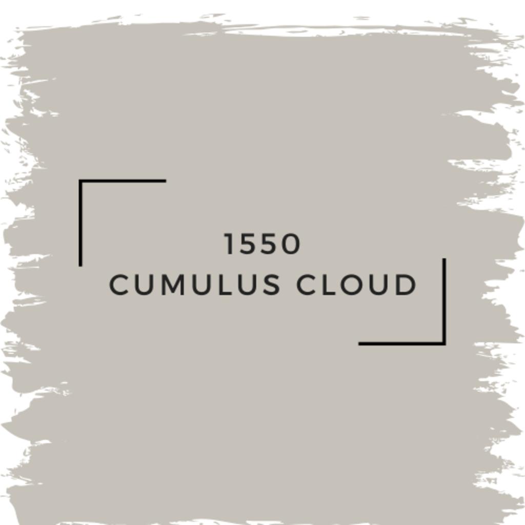 Benjamin Moore 1550 Cumulus Cloud