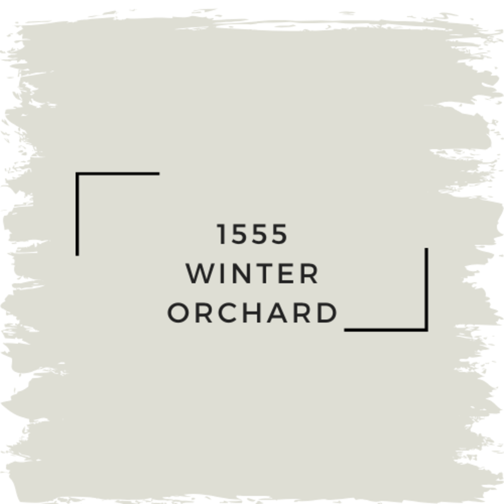 Benjamin Moore 1555 Winter Orchard