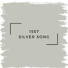 Benjamin Moore 1557 Silver Song