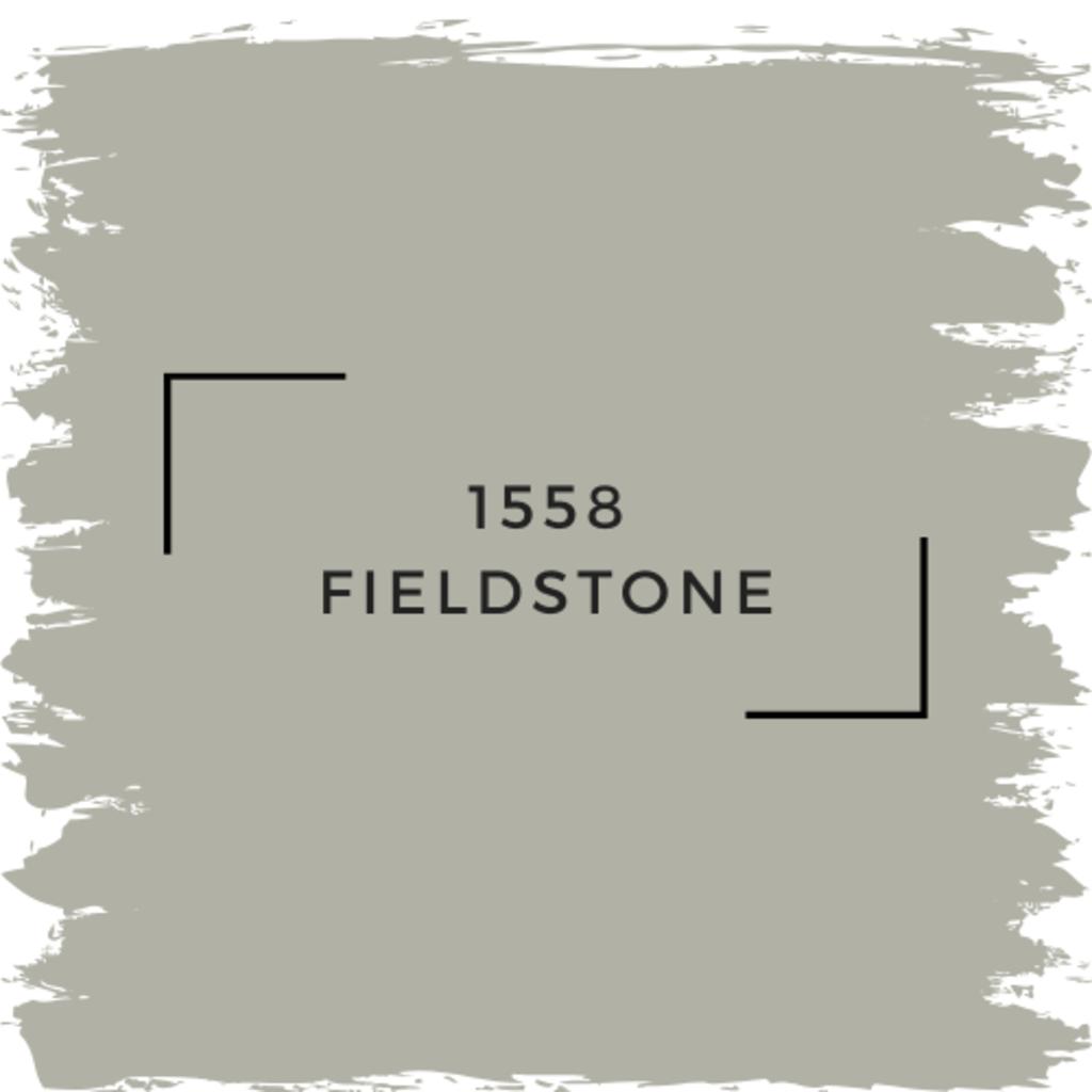 Benjamin Moore 1558 Fieldstone