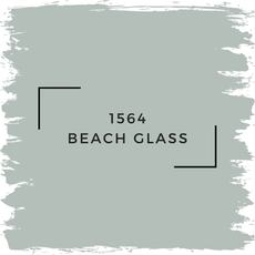 Benjamin Moore 1564 Beach Glass