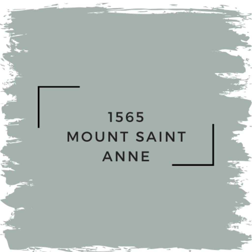 Benjamin Moore 1565 Mount Saint Anne