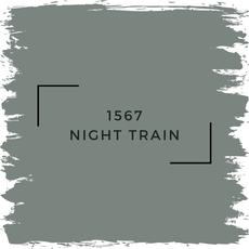 Benjamin Moore 1567 Night Train