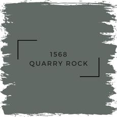 Benjamin Moore 1568 Quarry Rock
