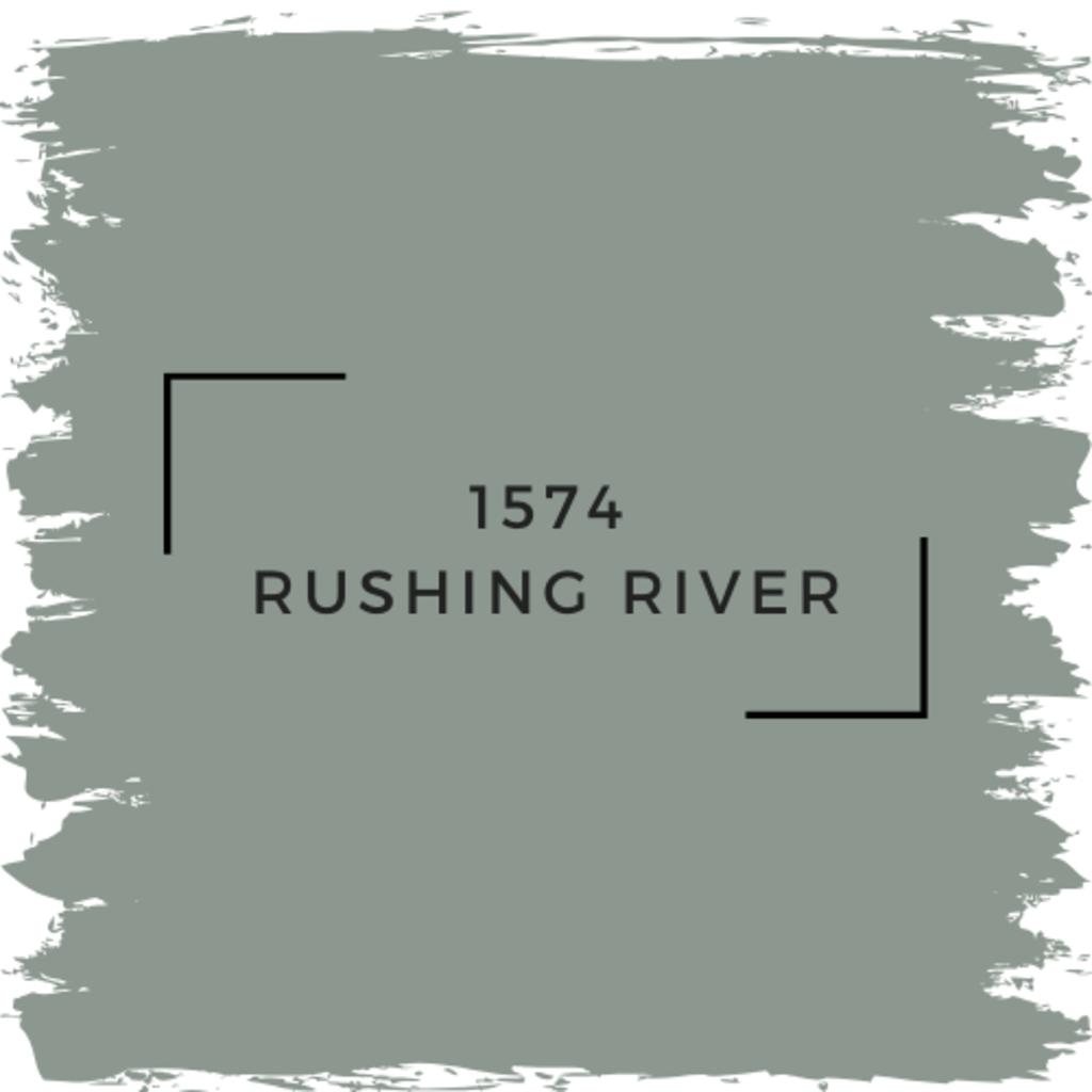 Benjamin Moore 1574 Rushing River