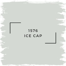 Benjamin Moore 1576 Ice Cap