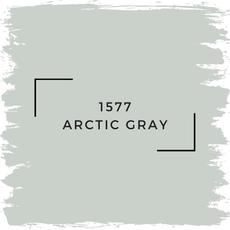Benjamin Moore 1577 Arctic Gray