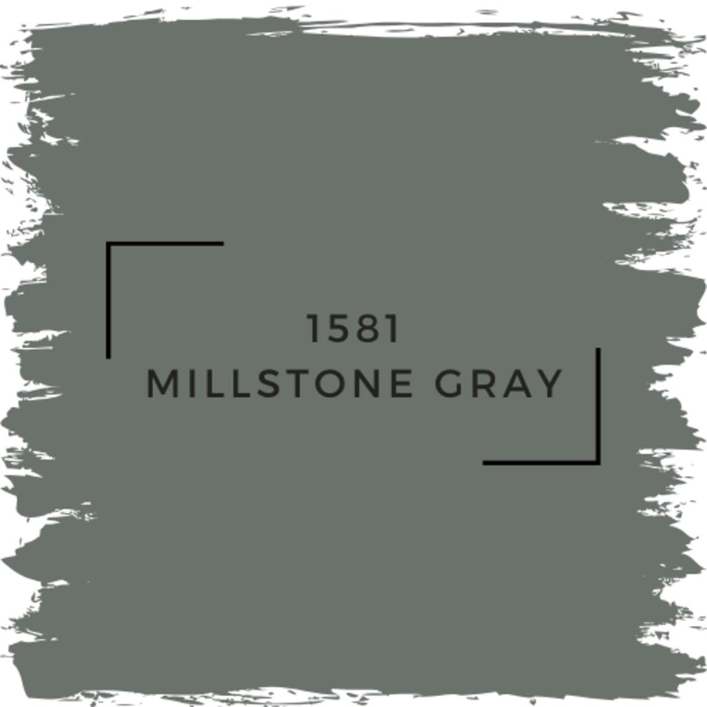 Benjamin Moore 1581 Millstone Gray