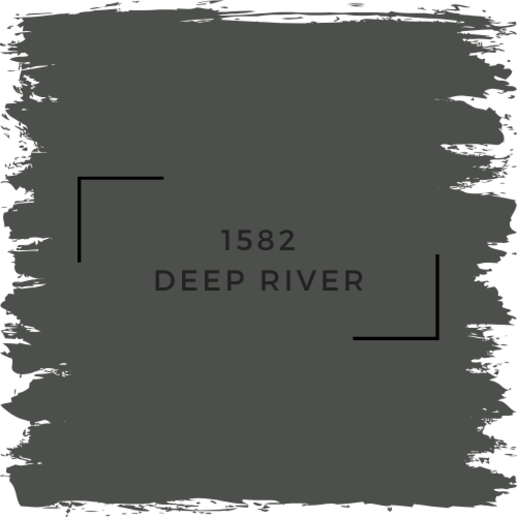 Benjamin Moore 1582 Deep River