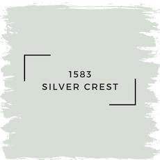 Benjamin Moore 1583 Silver Crest