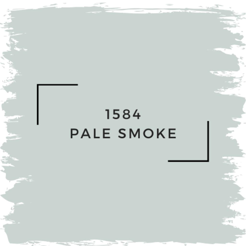 Benjamin Moore 1584 Pale Smoke