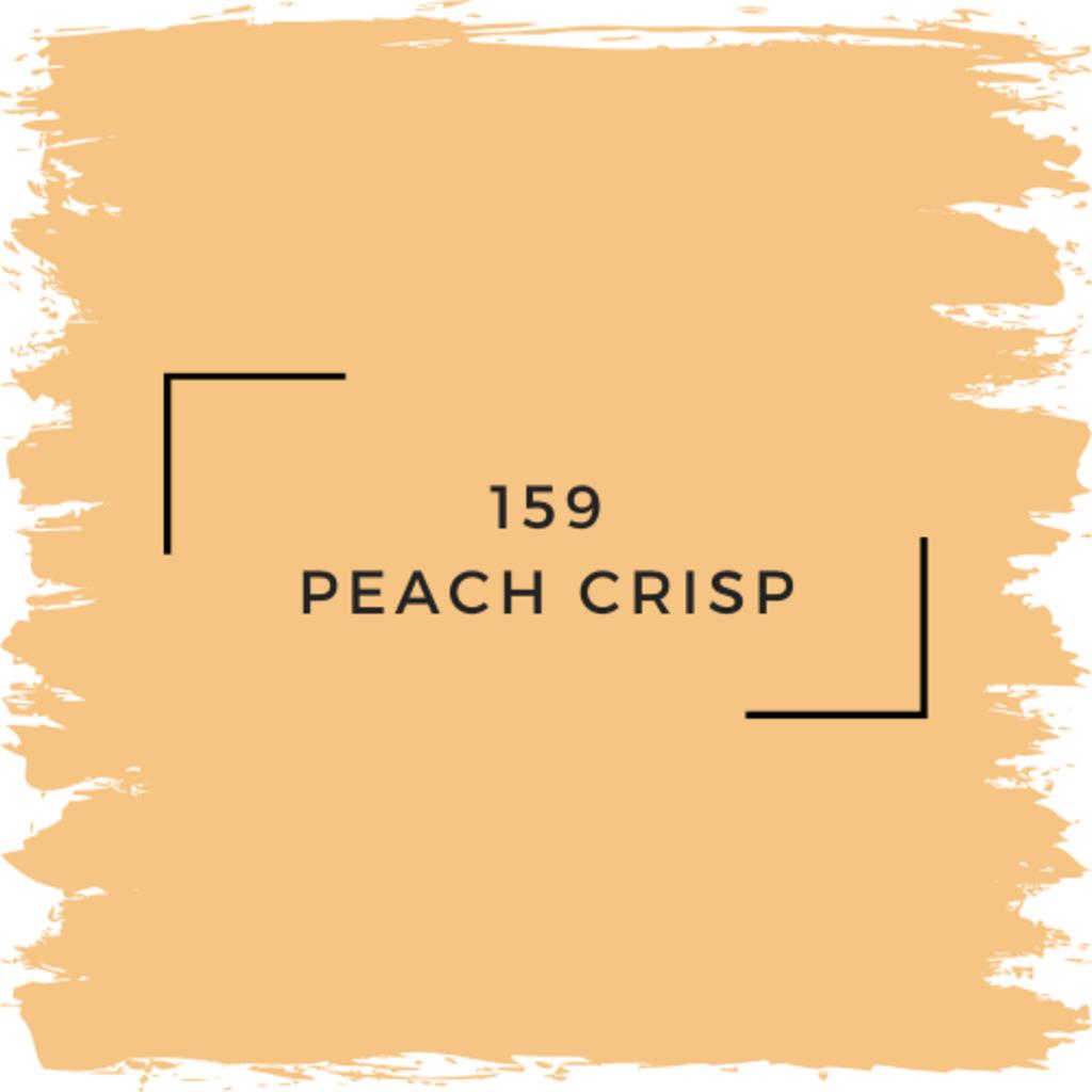 Benjamin Moore 159 Peach Crisp