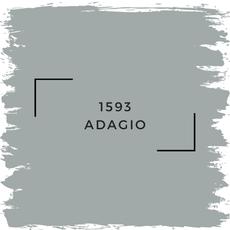 Benjamin Moore 1593 Adagio