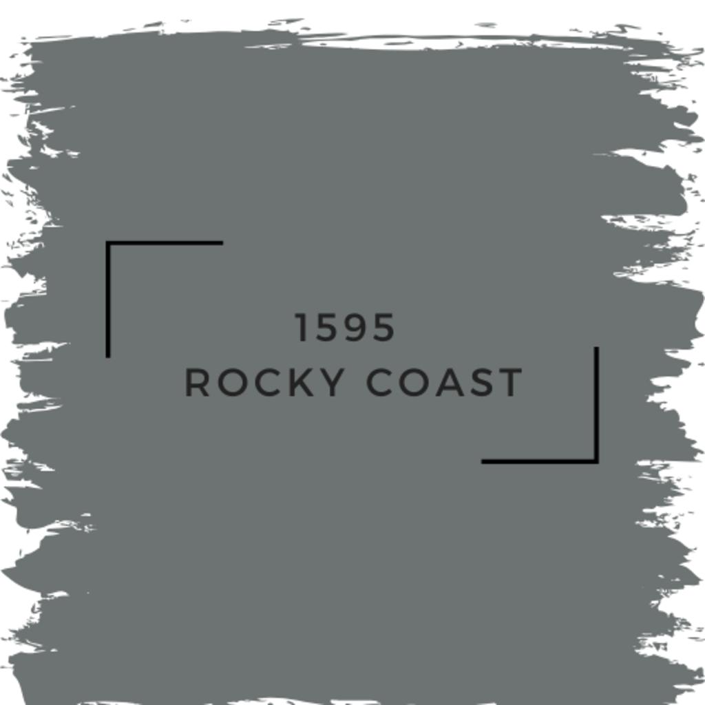 Benjamin Moore 1595  Rocky Coast
