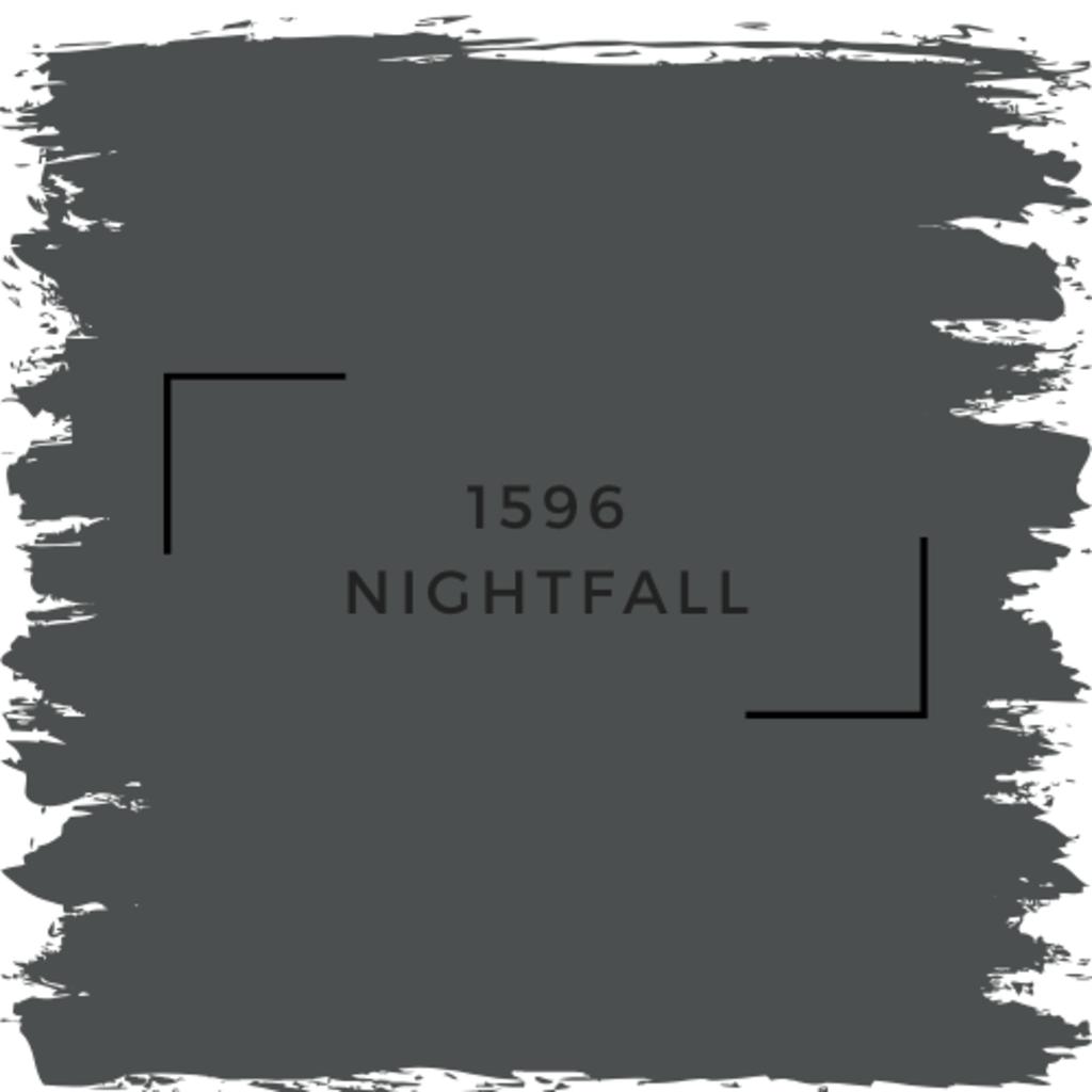 Benjamin Moore 1596 Nightfall