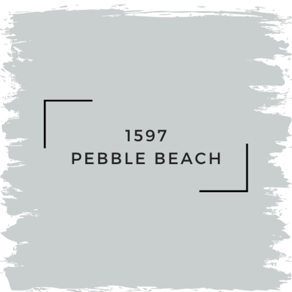 Benjamin Moore 1597 Pebble Beach