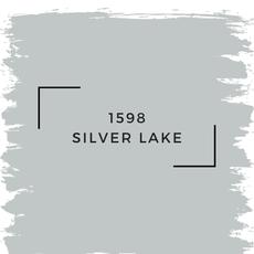 Benjamin Moore 1598 Silver Lake