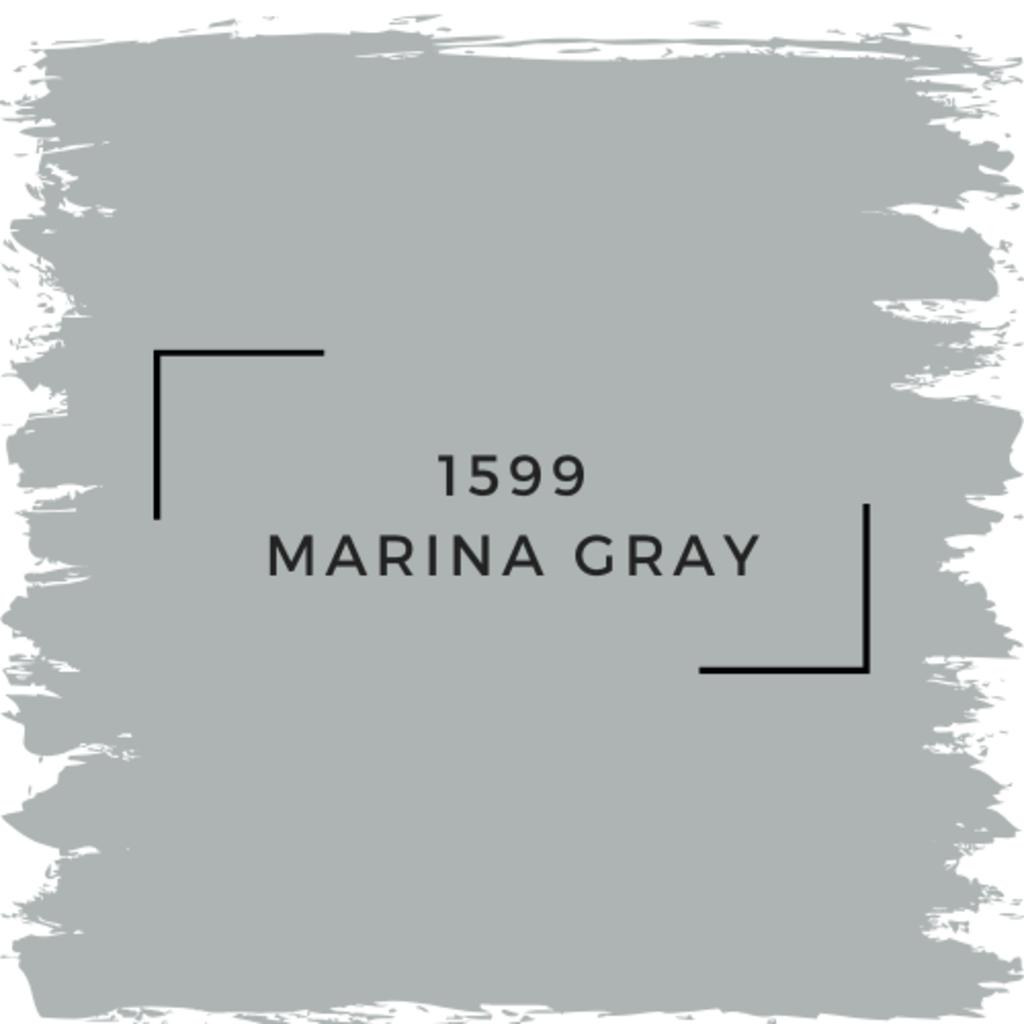 Benjamin Moore 1599 Marina Gray