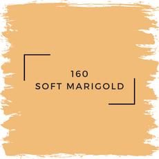 Benjamin Moore 160 Soft Marigold