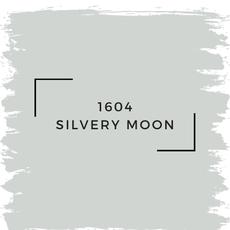 Benjamin Moore 1604 Silvery Moon