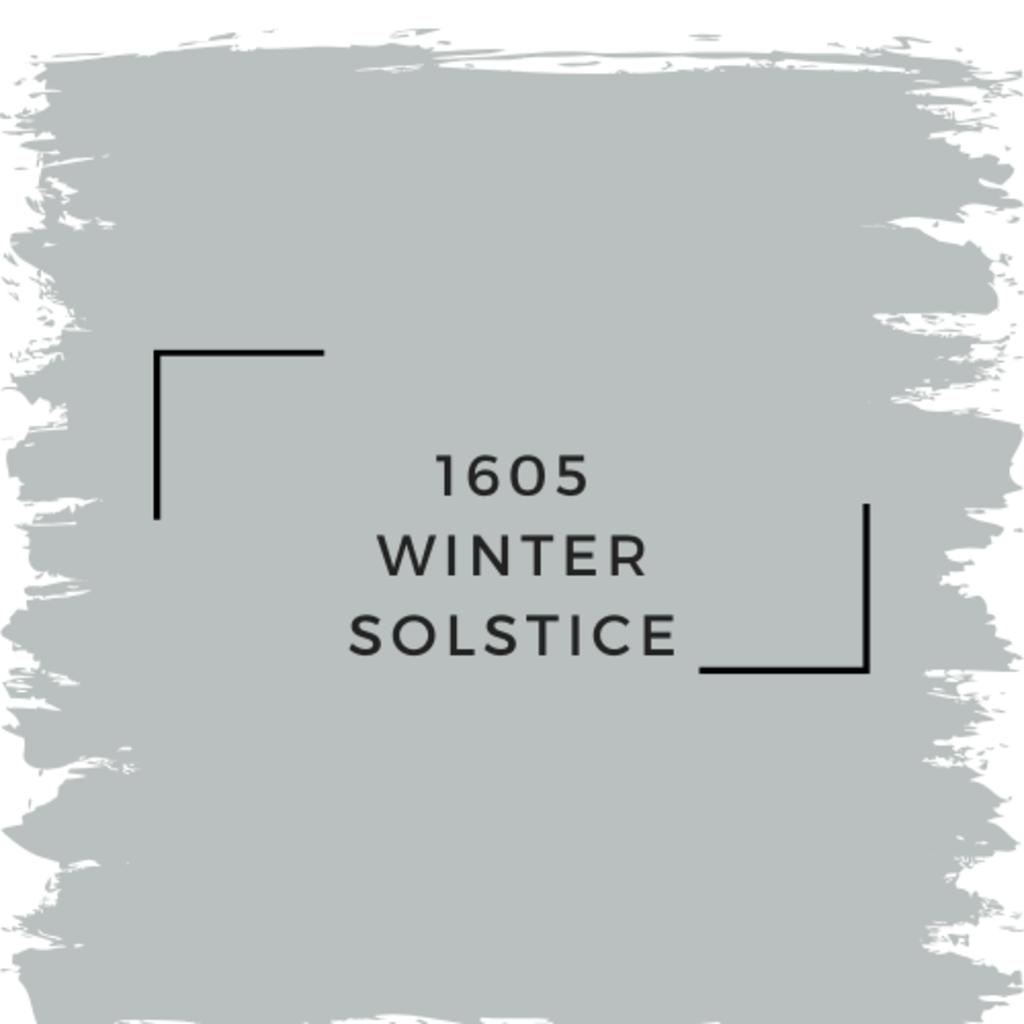 Benjamin Moore 1605 Winter Solstice