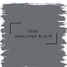 Benjamin Moore 1608  Ashland Slate
