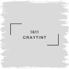 Benjamin Moore 1611 Graytint