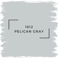 Benjamin Moore 1612 Pelican Gray