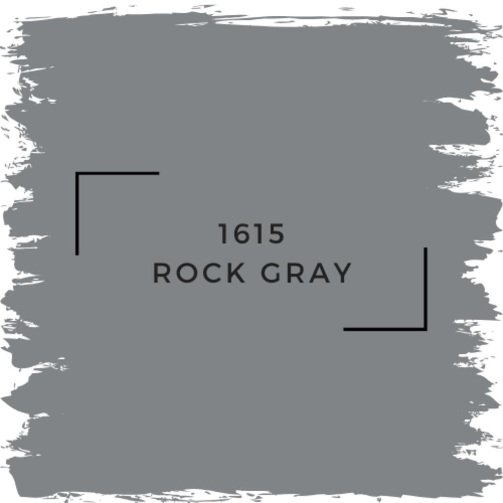 Benjamin Moore 1615 Rock Gray