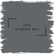 Benjamin Moore 1616 Stormy Sky