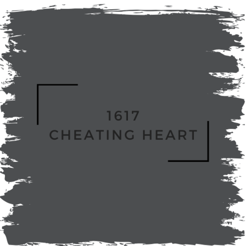 Benjamin Moore 1617 Cheating Heart