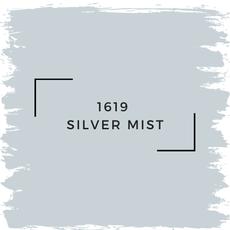 Benjamin Moore 1619 Silver Mist