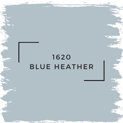 Benjamin Moore 1620 Blue Heather