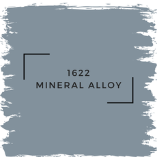Benjamin Moore 1622 Mineral Alloy