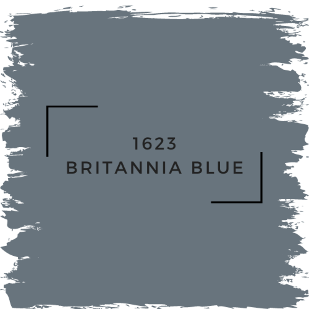 Benjamin Moore 1623 Britannia Blue