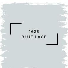 Benjamin Moore 1625 Blue Lace