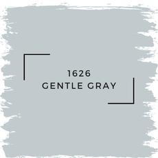 Benjamin Moore 1626 Gentle Gray