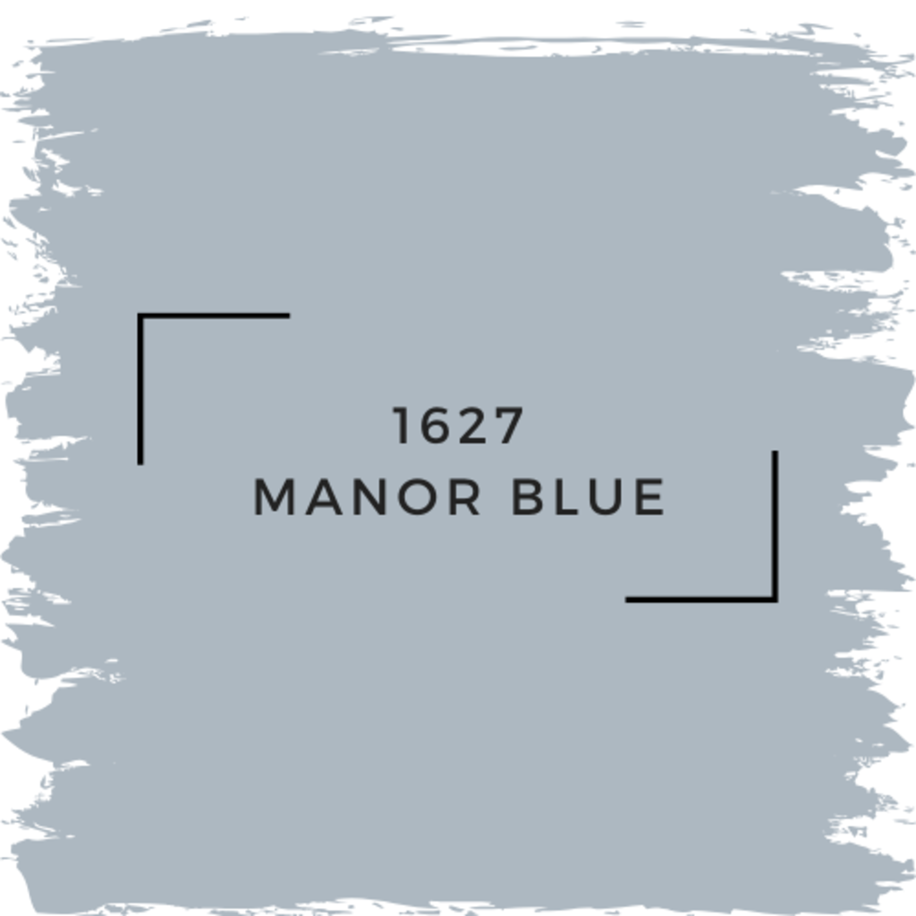 Benjamin Moore 1627 Manor Blue